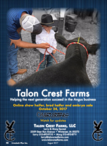 Talon Crest Farms Online Sale @ Winterset | Iowa | United States