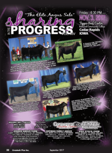 Sharing in the Progress Elite Angus Sale @ Cedar Rapids | Iowa | United States