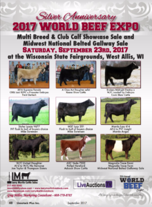 World Beef Expo Sales @ West Allis | Wisconsin | United States