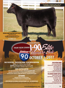 Fair View Farm I-90 Elite Breeders Sale @ Fairmont | Minnesota | United States