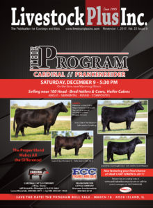The Program Cardinal/Frankenreider @ Cardinal Cattle Company | Wyoming | Illinois | United States