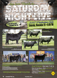Saturday Night Live @ Gana Farms Sale Facility | Martell | Nebraska | United States
