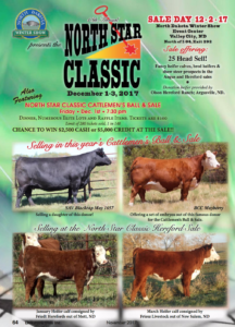 North Star Classic Cattlemen's Ball and Sale @ North Dakota Winter Show | Valley City | North Dakota | United States