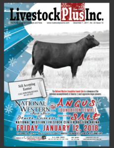 National Western Angus Foundation Female Sale @ National Western Stock Show | Denver | Colorado | United States