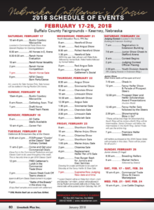 Nebraska Cattlemen's Classic @ Buffalo County Fairgrounds | Kearney | Nebraska | United States