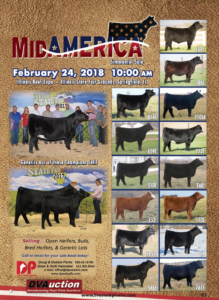 Mid American Simmental Sale @ Illinois Beef Expo | Springfield | Illinois | United States