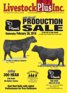 TC Ranch 44th Annual Production Sale @ TC Ranch | Franklin | Nebraska | United States