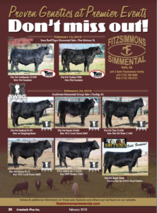 Fitzsimmons Simmental @ Iowa State Fairgrounds | Des Moines | Iowa | United States