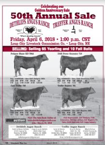50th Annual Sale @ Loup City Livestock Commission Co | Loup City | Nebraska | United States