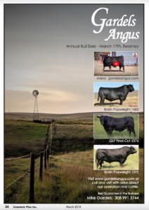 Gardels Angus Annual Bull Sale @ Kearney | Nebraska | United States