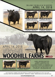 Woodhill Farms Annual Sale @ Woodhill Farms | Viroqua | Wisconsin | United States