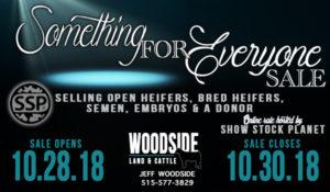 Woodside Land & Cattle Online Sale