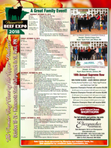 Minnesota Beef Expo @ Minnesota State Fairgrounds | Saint Paul | Minnesota | United States